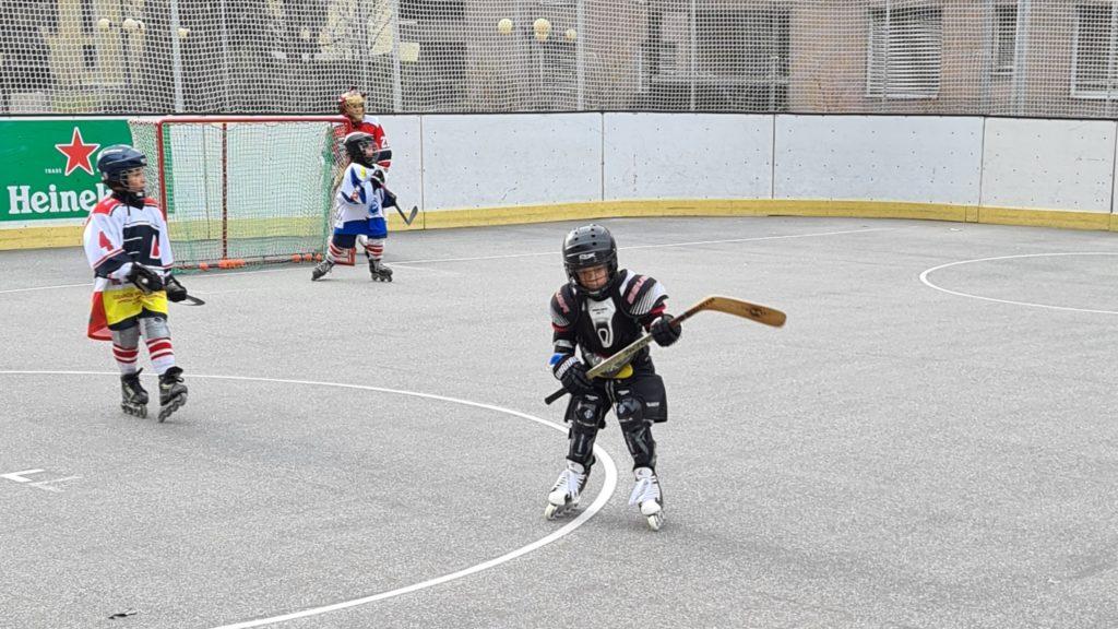 NEW: Scuola hockey il sabato mattina!