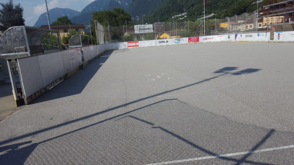 CapolagoArena: dove parcheggiare?