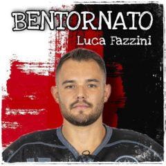 Luca Fazzini di ritorno ai Flyers!