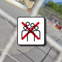 CapolagoArena senza pubblico: Regolamentazioni